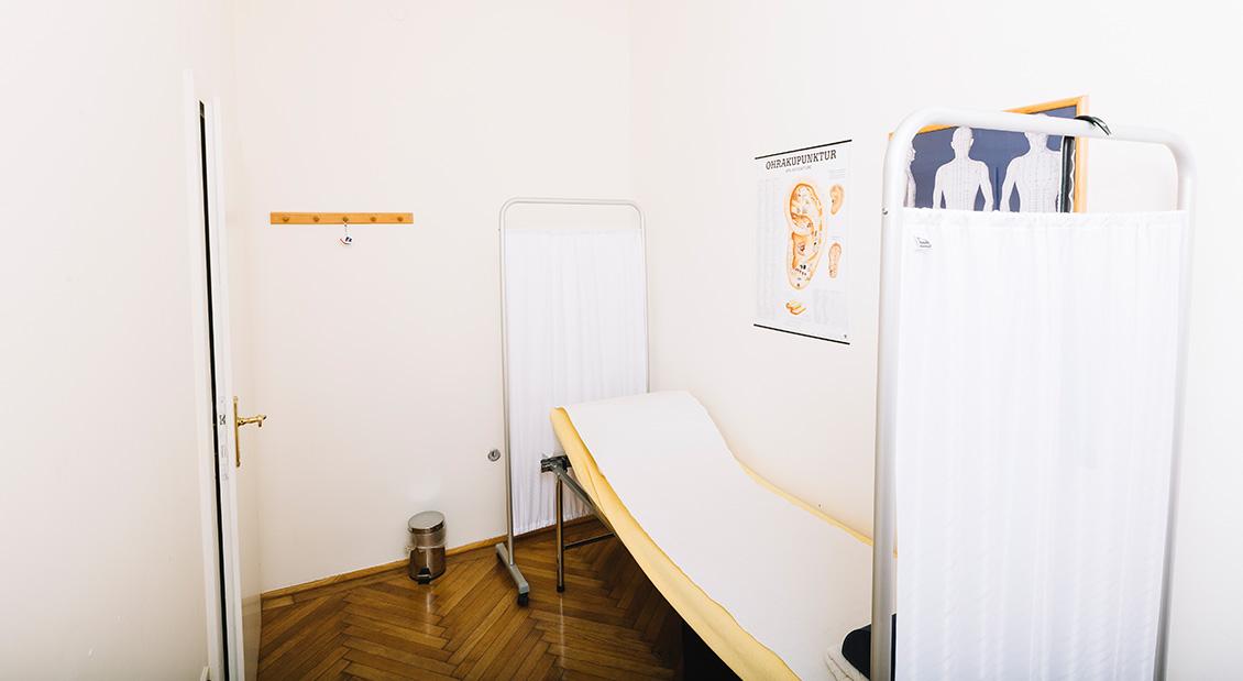 Behandlungszimmer 2 Rossatz